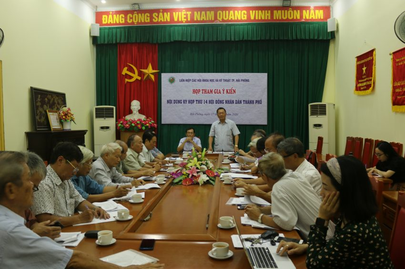 Tham gia ý kiến nội dung kỳ họp thứ 14 HĐND thành phố