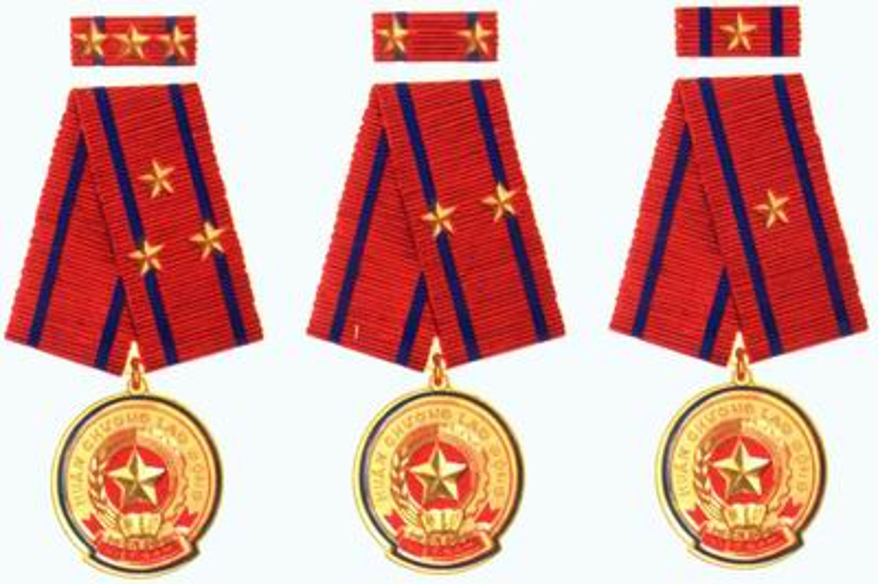 Lấy ý kiến nhân dân đề nghị Thủ tướng Chính phủ xét, trình Chủ tịch nước tặng thưởng Huân chương lao động