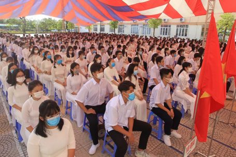 Tưng bừng khai giảng năm học mới 2020 – 2021