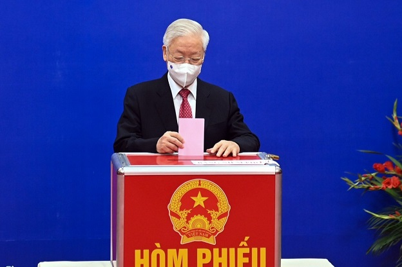 Lời gửi gắm của Tổng Bí thư Nguyễn Phú Trọng trong ngày bầu cử rất đặc biệt